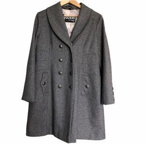 Women Guess Los Angeles Coat on Poshmark